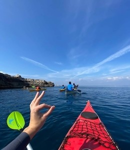 raccolta-rifiuti-kayak-punta-campanella-1
