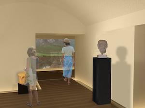 Nuovo look per il Museo Correale di Sorrento