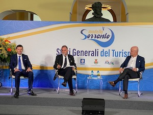 Vaccini e smart tourism per il rilancio di Sorrento