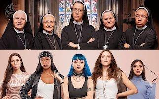 Le suore del Bambin Gesù di Sorrento e 5 ragazze trasgressive protagoniste in tv di Ti Spedisco in Convento