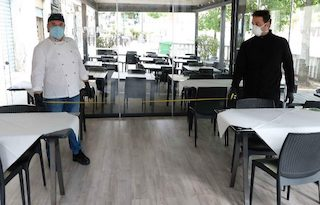 Le nuove indicazioni del Cts per bar, ristoranti, lidi e palestre
