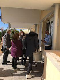 Altra giornata di caos al distretto sanitario di Sant'Agnello – video –