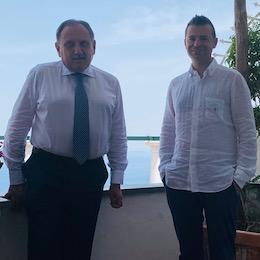Il sindaco di Sorrento: Serve una rete dei Comuni turistici campani