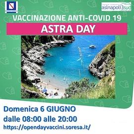 Un altro open day vaccinale aperto a tutti nell'Asl Napoli 3 Sud