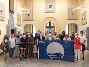 A Sorrento la festa della Bandiera Blu 2021