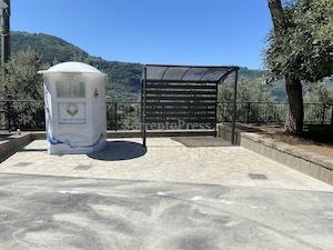 Casette dell'acqua a Sorrento, apre a Casarlano e riparte al porto