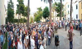 In 2mila protestano contro la chiusura del pronto soccorso di Vico Equense
