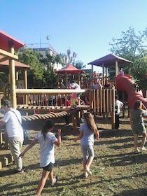 Inaugurato il nuovo parco giochi di Sant'Agata sui due Golfi – foto –