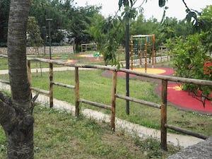 Si inaugura il parco giochi di Sant'Agata sui due Golfi