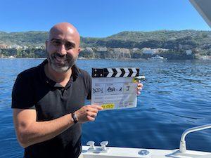 Ultimate in costiera e Capri le riprese di The Boat