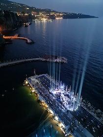 Concerto di fine anno in riva al mare per i ragazzi del Grandi di Sorrento – foto –