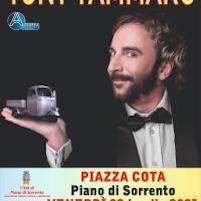A Piano di Sorrento spettacolo di Tony Tammaro
