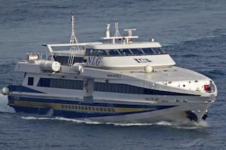 Vie del mare, linea diretta Nlg Napoli-costiera amalfitana