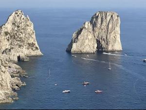 Un progetto per il ripristino dei Faraglioni di Capri dai danni provocati dai datterari