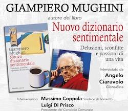 A Sorrento presentazione del libro di Mughini