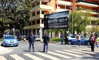 polizia-piazza-lauro-sorrento