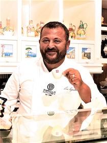Il pasticciere Ciro Poppella dedica un nuovo dolce a Sorrento, concorso per il nome