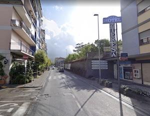 Da stasera i lavori sul corso Italia di Sorrento – date e orari –