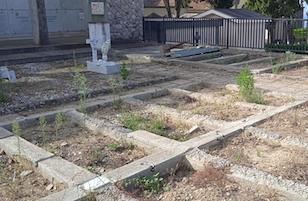 La protesta: Il cimitero di Sant'Agata sui due Golfi nel degrado – foto –