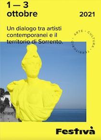 A Sorrento arriva Festivà, rassegna di arte contemporanea