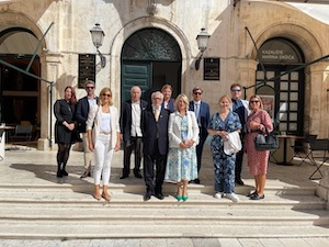 Don Alfonso Iaccarino ambasciatore di Sorrento nel mondo