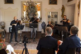 """Al Museo Correale l'esperienza de """"Il suono nell'opera"""""""