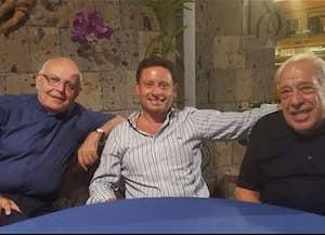 A Sant'Agnello festa per i 50 anni di sacerdozio di don Fabio e don Natale
