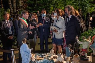 Le bellezze di Sorrento ammaliano i ministri del G20