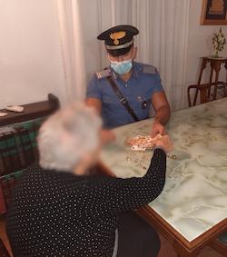 Due truffatori di anziani arrestati a Sorrento dopo inseguimento